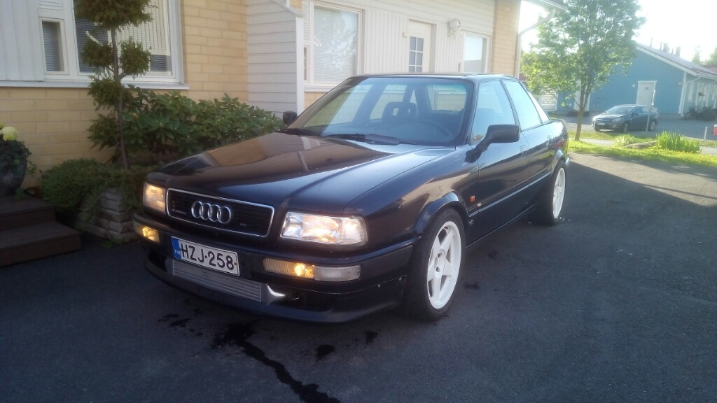 80q B4 22 20vt Project S2forum The Audi S2 Community
