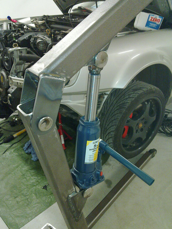 How To Build A Boat Engine Hoist Marcels
