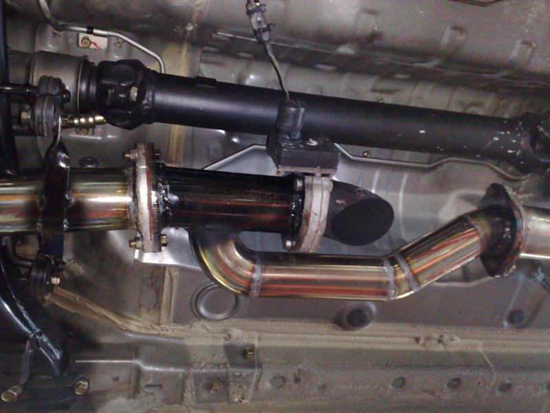 Glasspack WJ 4.7L et 4.0 L Exhaust-cut-out-valve